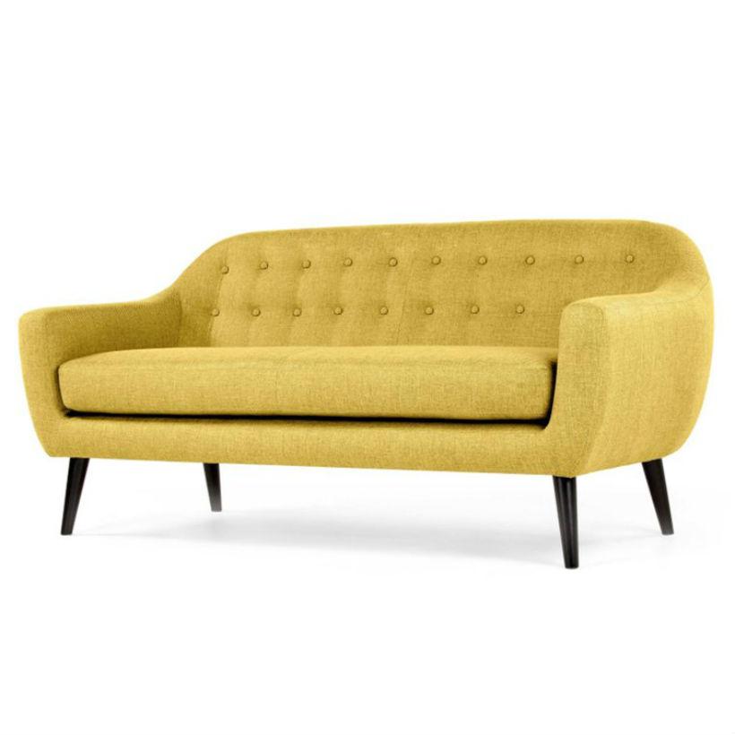 Sofa Băng Navia Juno Sofa - Vàng 185 x 80 cm
