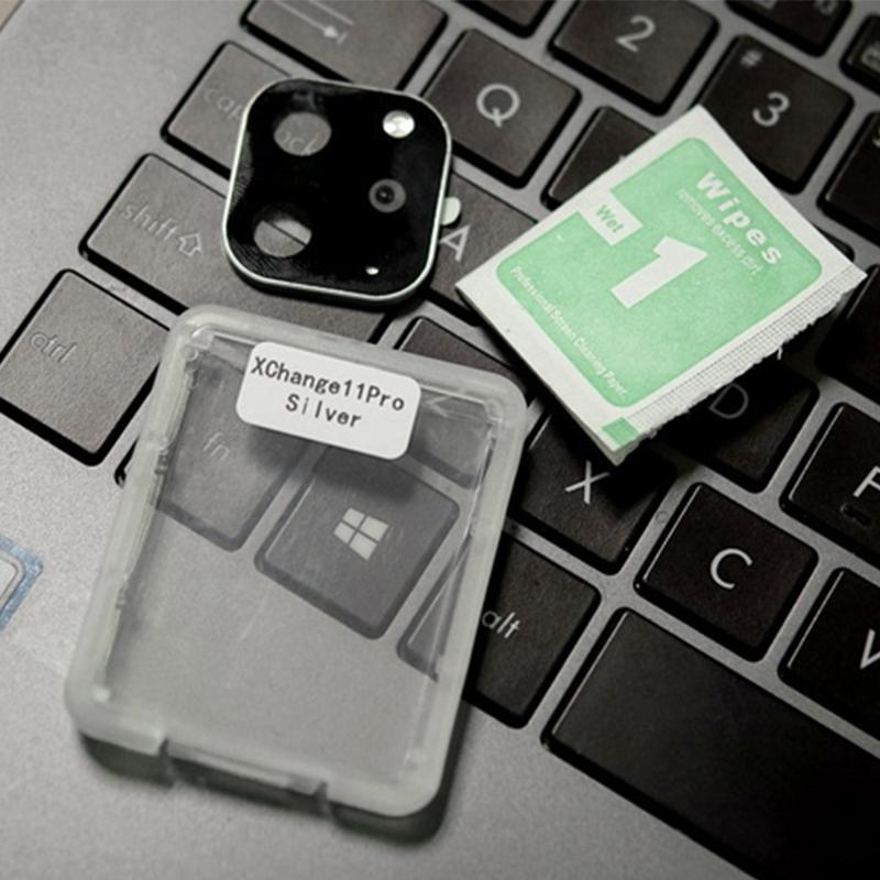 Miếng Dán Camera Cho iPhone X,Xs,Xs Max biến cụm camera máy thành cụm camera 3 cam giống như iphone 11 - độ vỏ lên iphone 11