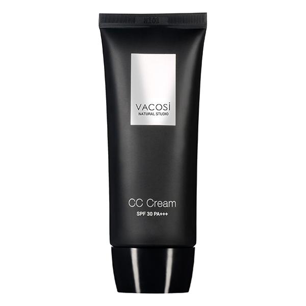 Kem CC Cream Tự Điều Chỉnh Màu Vacosi - CC Cream Whitening Anti Wrinkle SPF 30 Pa++ 60ml