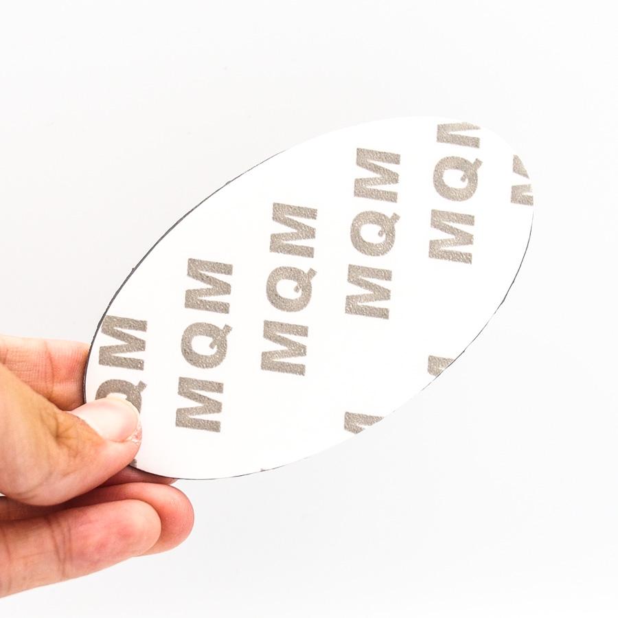 Sticker hình dán metal Người Dơi 3D