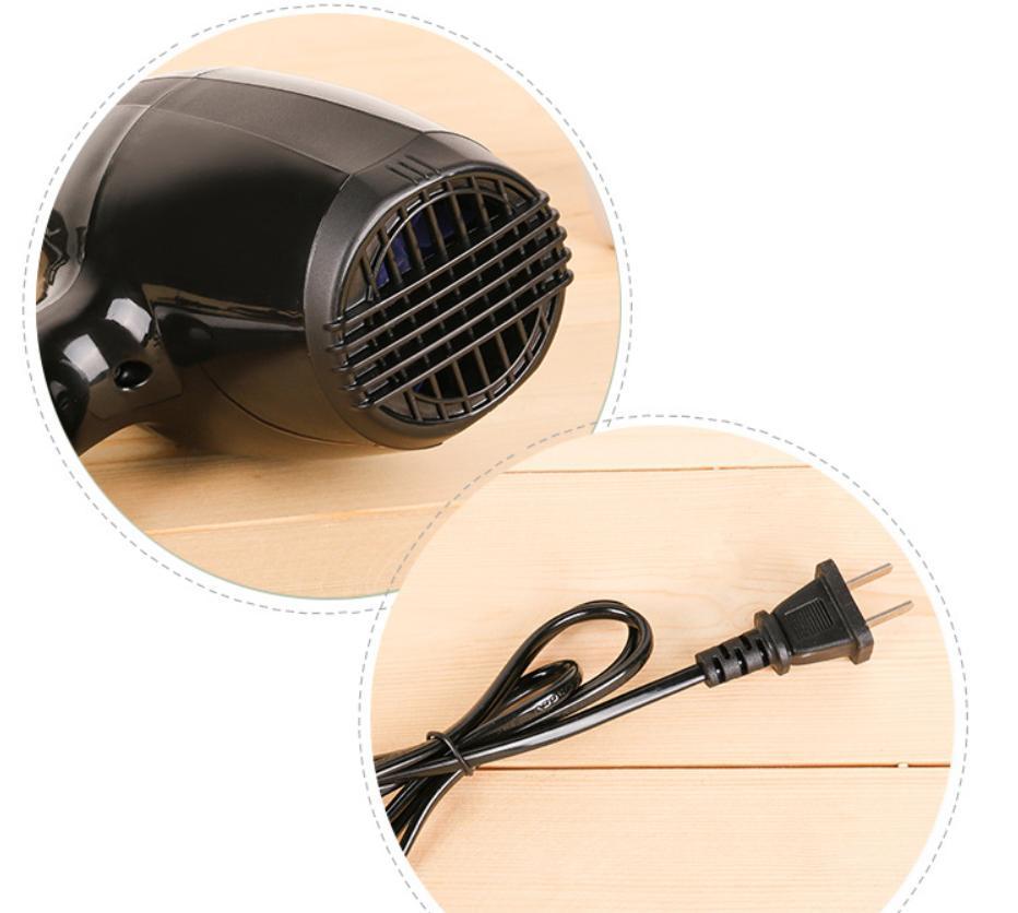 Máy sấy tóc 2 chiều nóng lạnh công suất lớn MST01