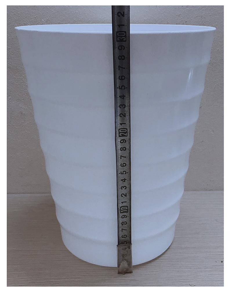 10 Chậu Nhựa Trồng Hoa Cây Cảnh VT 245x167x300