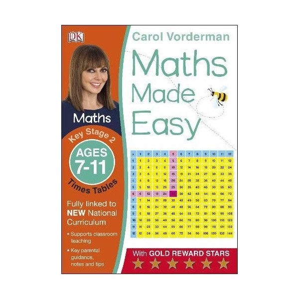 Times Tables Ages 7-11 Key Stage 2