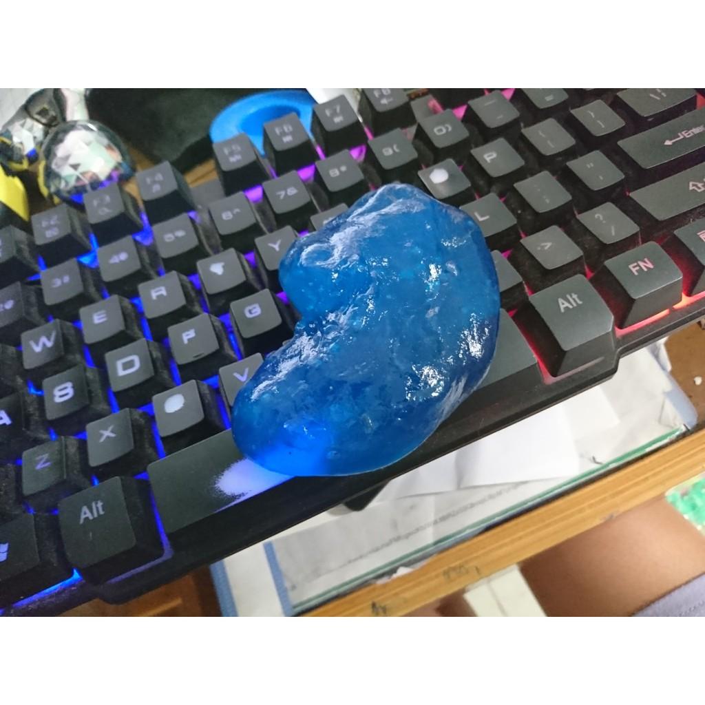 Combo 2 miếng dẻo dính bụi vệ sinh bàn phím máy tính/ laptop
