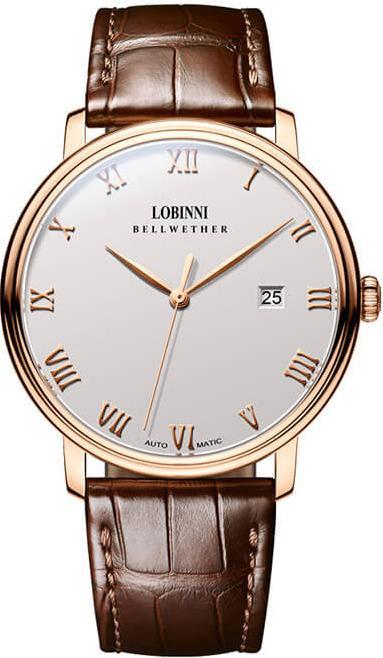 Đồng hồ nam chính hãng Lobinni No.12033-4
