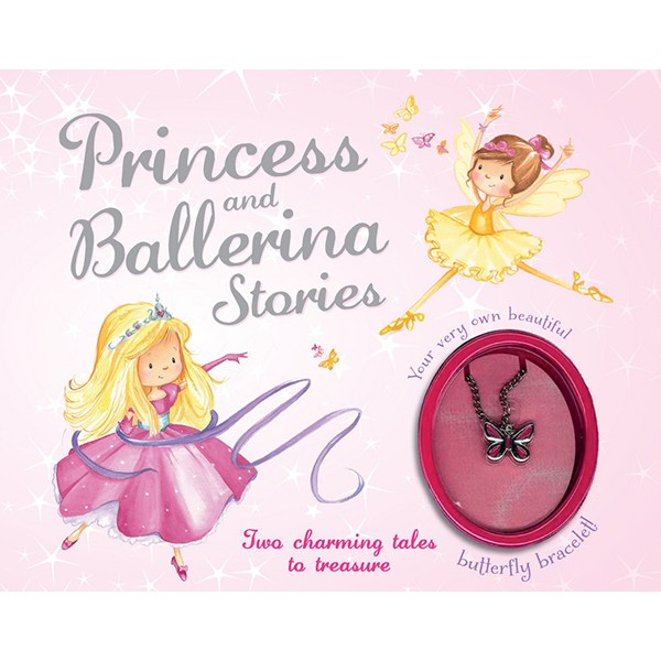 Princess and Ballerina Stories