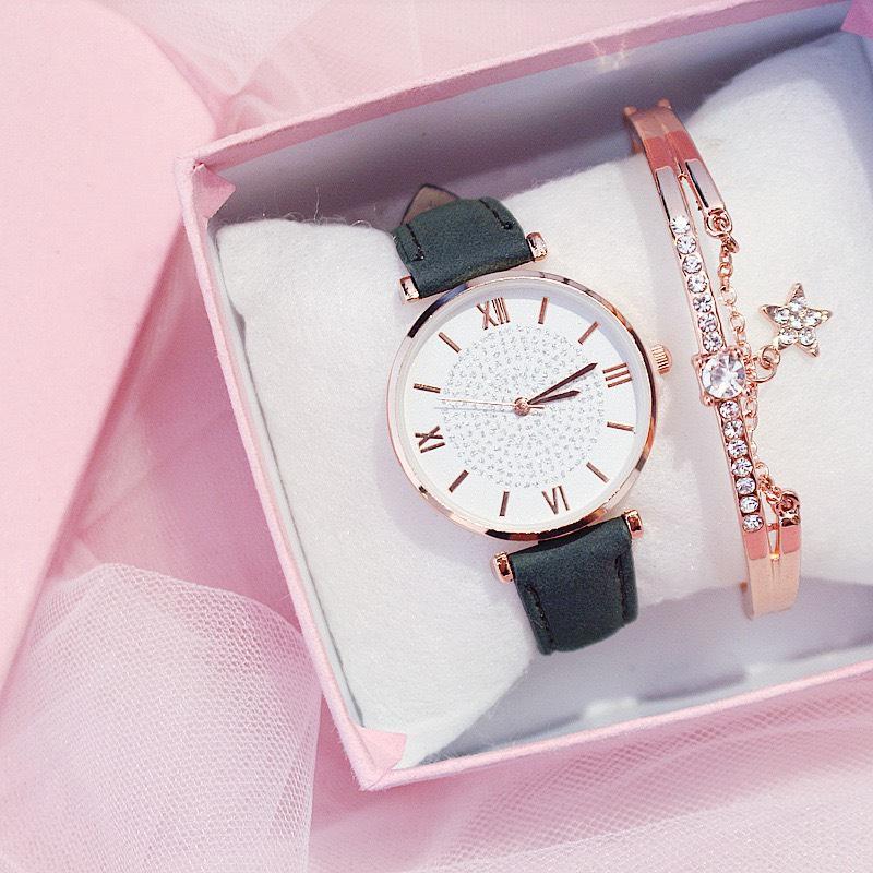Đồng hồ đeo tay nam nữ thời trang DH24