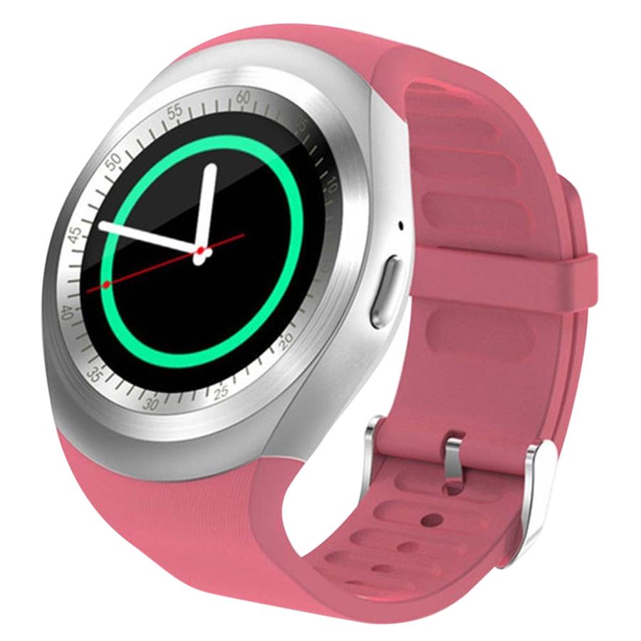 Đồng hồ thông minh Y1 Màu Hồng