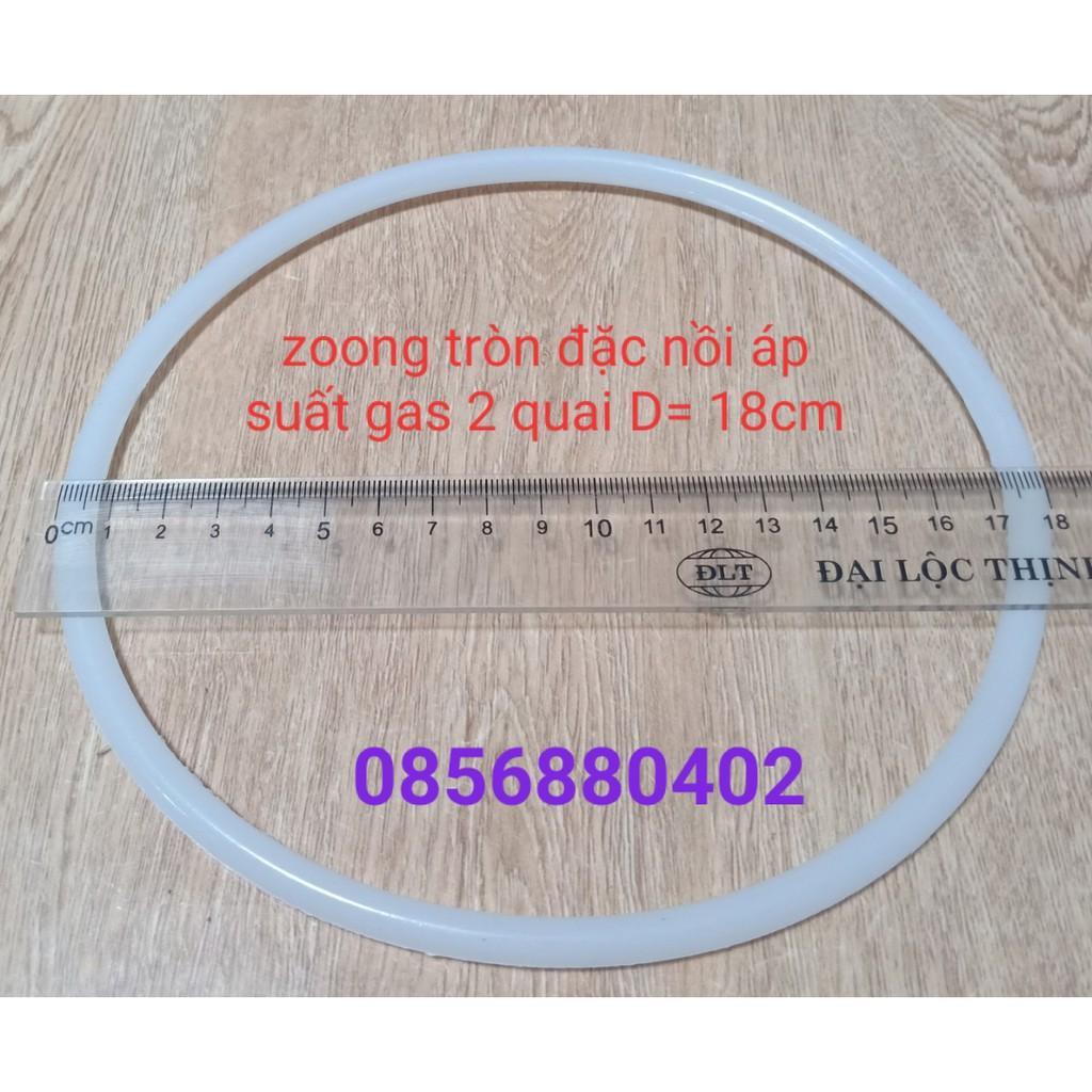 Gioăng tròn đặc nồi áp suất 2 quai các cỡ 18.20.22.24 - Kho buôn linh kiện gia dụng