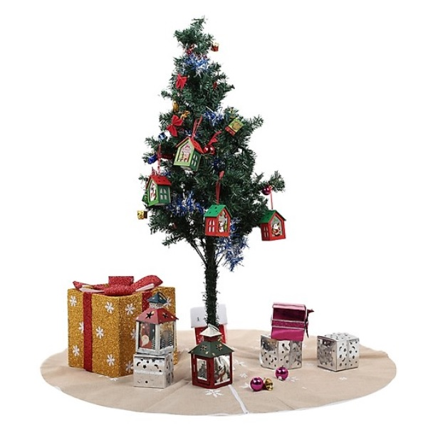 Quà Tặng Nhà Gỗ Trang Trí Giáng Sinh - Người Tuyết