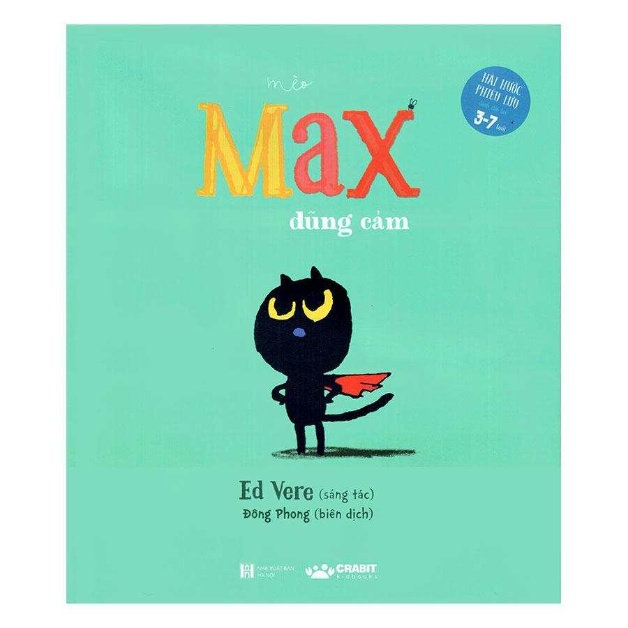 Mèo Max Dũng Cảm