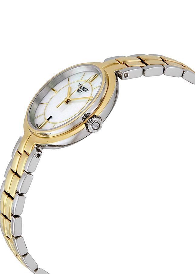 Đồng Hồ Nữ Dây Thép Không Gỉ Tissot T094.210.22.111.01 (26mm) - Vàng