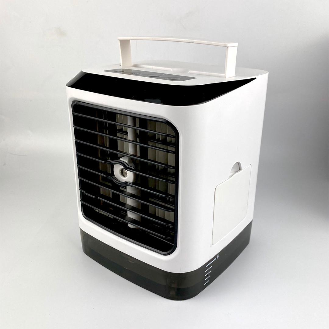 Điều hòa mini, Quạt Hơi Nước Mini Để Bàn, công suất 10w, 3 tốc độ gió - Quạt  hơi nước, phun sương Thương hiệu OEM