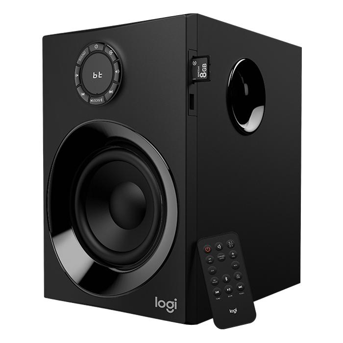 Loa Vi Tính Logitech Z607 5.1 Surround 160W - Hàng Chính Hãng