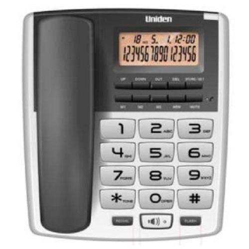 Điện thoại bàn UNIDEN AS7402-HÀNG CHÍNH HÃNG