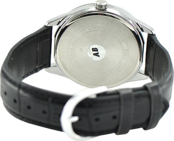 Đồng Hồ Nữ Dây Da Casio LTP-V005L-7AUDF (28mm) - Đen
