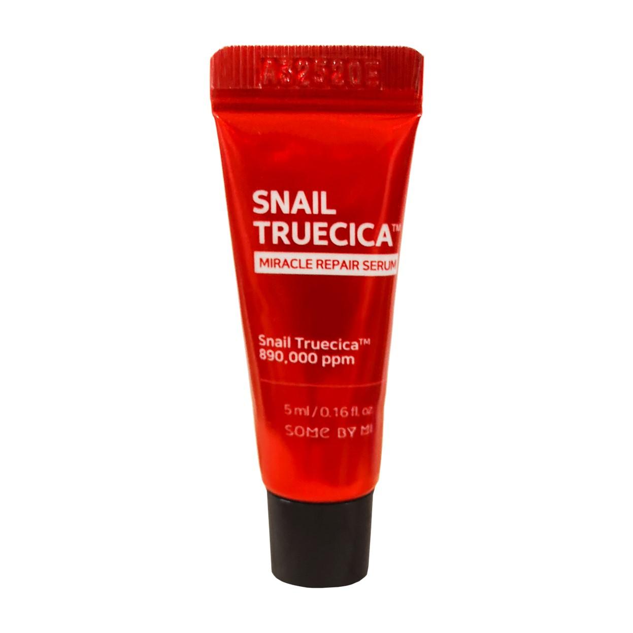 Tinh chất Some By Mi Snail Truecica Miracle Repair Serum Mini 5ml