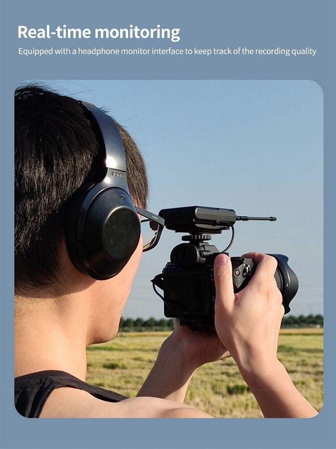 Micro thu âm cài áo 4 người YC-WM900 Hàng Chính Hãng
