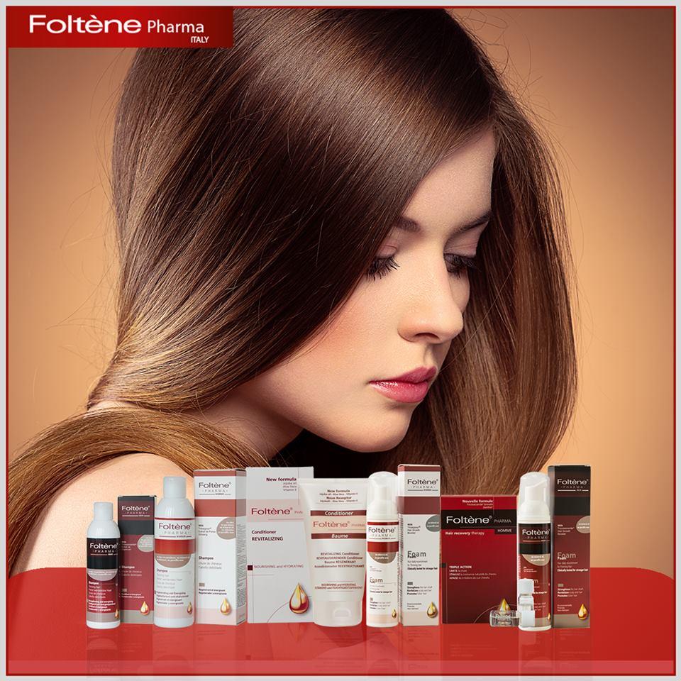 Tinh chất ngăn rụng tóc Foltène dành cho nữ
