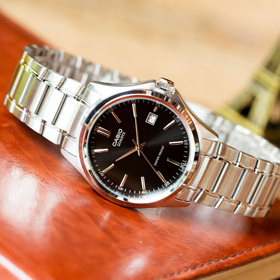 Đồng hồ nữ dây kim loại Casio LTP-1183A-1ADF