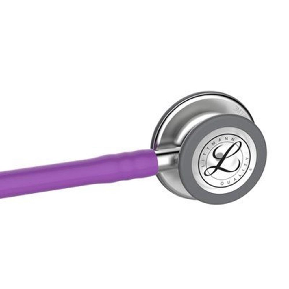 Ống nghe 3M Littmann Classic III màu tím lavender, 27 inch, 5832