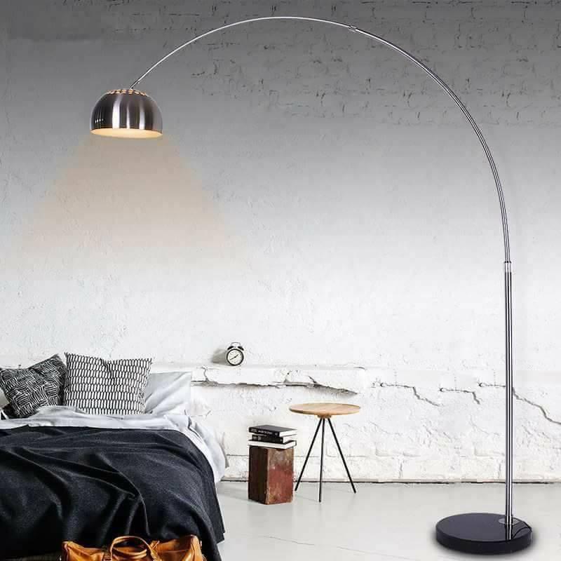 Đèn sàn đứng trang trí nội thất phòng khách hiện đại OMISAN
