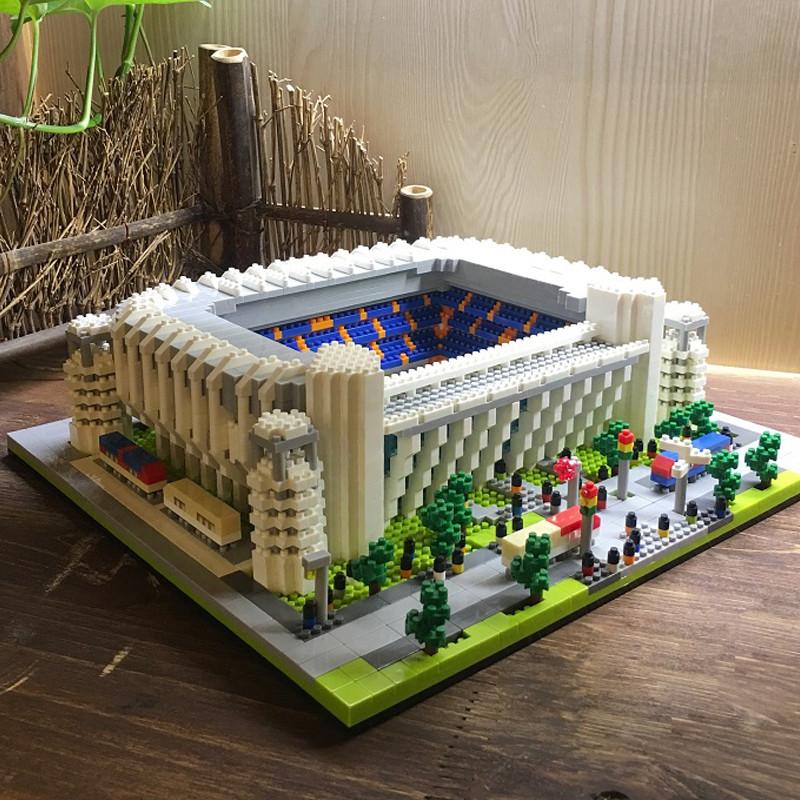 Bộ lắp ráp mô hình sân vận động YZ065