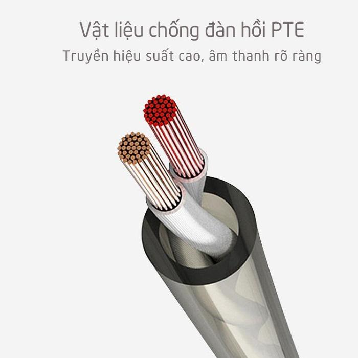 Tai nghe Bagi có dây chất âm nguyên bản BM-M1 - Hàng chính hãng