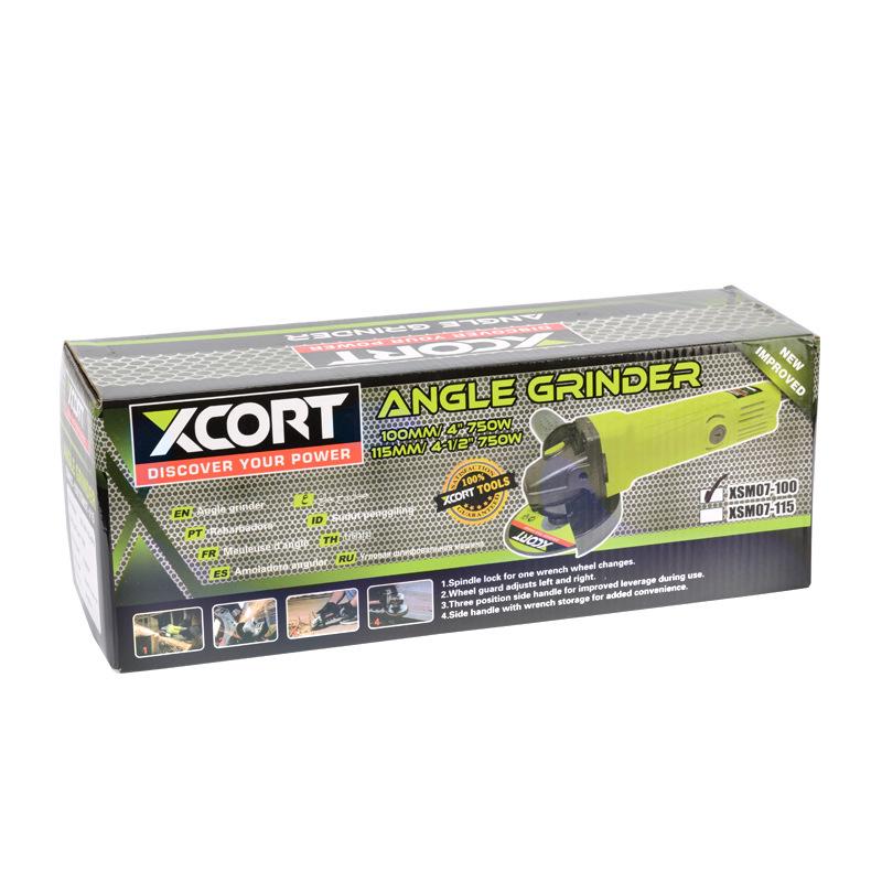 Máy mài cầm tay - Máy cắt cầm tay XCORT 1200W
