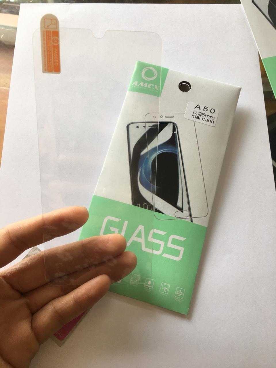 Miếng dán màn hình cho Samsung A50