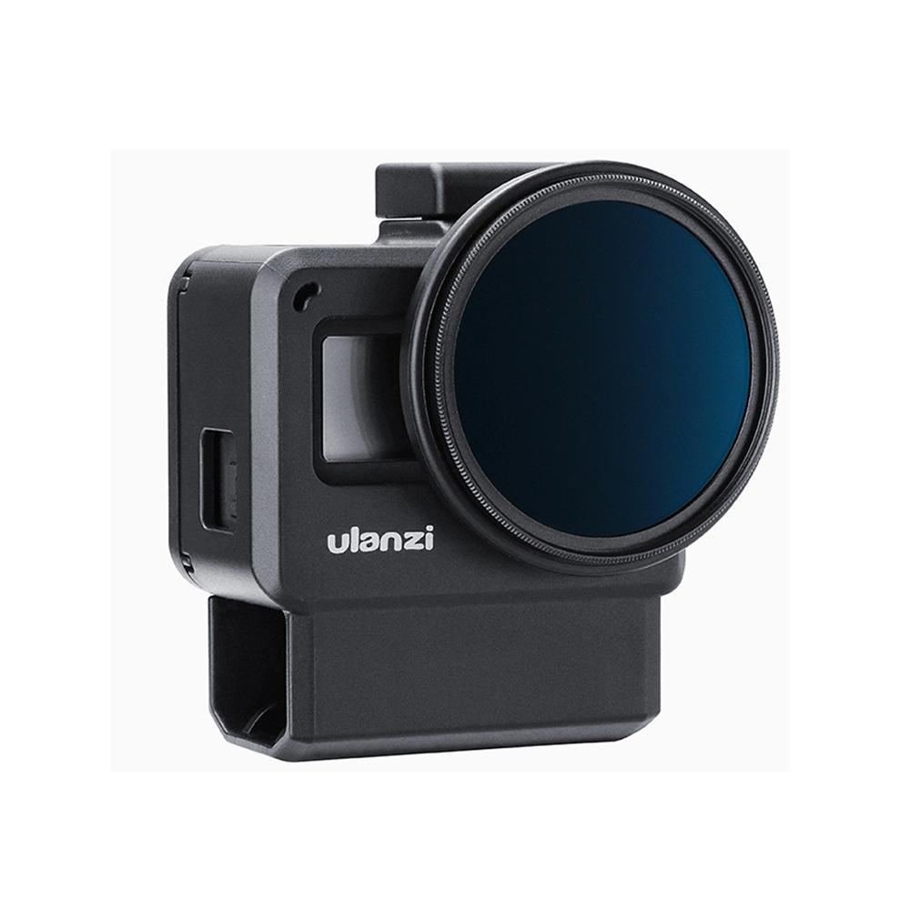 Phụ Kiện GoPro, hỗ trợ quay phim GoPro Mount FUEC3 với nhiều cải tiến cực kì vượt trội - Hàng chính hãng