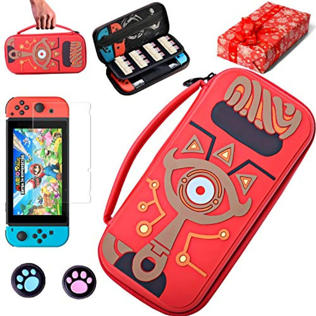 Bóp đựng Nintendo Sheikah Slate Nintendo Switch và Nintendo Switch Lite giao mầu ngẫu nhiên