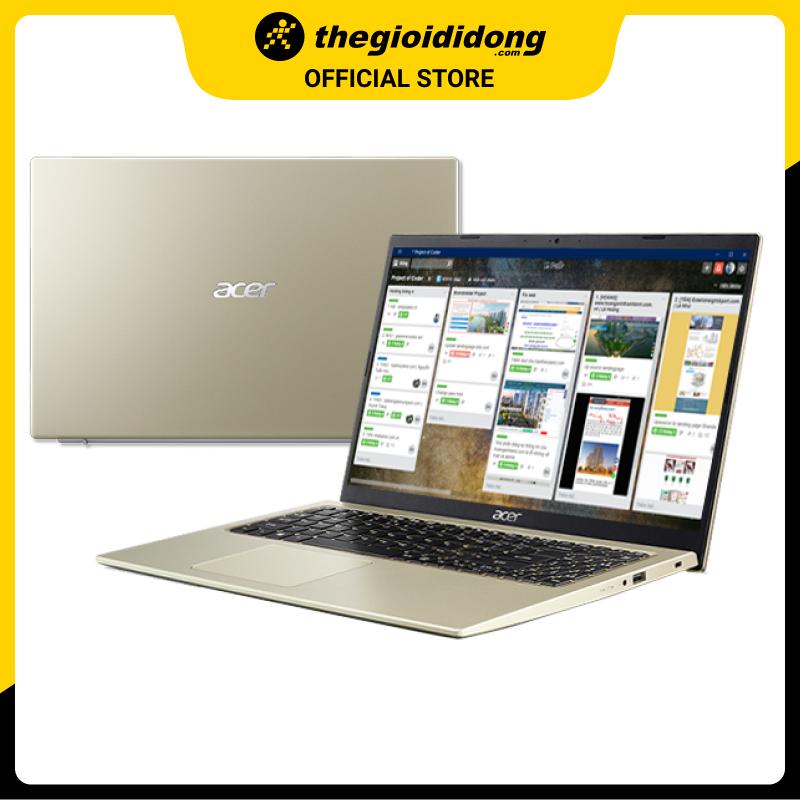 Laptop Acer Aspire 3 A315 58G 56HC i5 1135G7/8GB/512GB/2GB MX350/Win10 (NX.AN0SV.001) - Hàng chính hãng