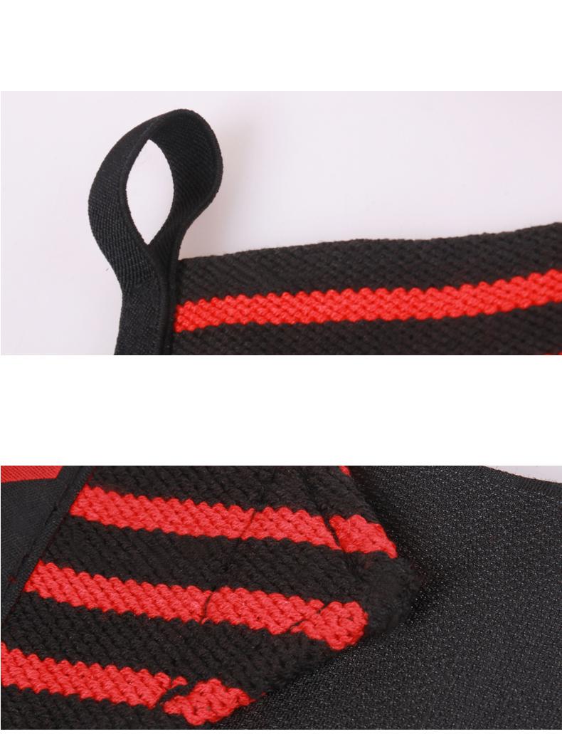 Bộ 2 băng quấn cổ tay,đeo cổ tay tập gym chơi thể thao LT6638 (Giao màu ngẫu nhiên)