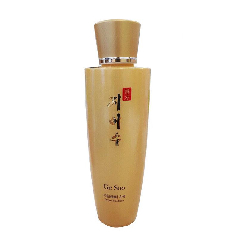 Sữa dưỡng chống nhăn, chống lão hoá Gesoo Bo Yun Emulsion 140ml