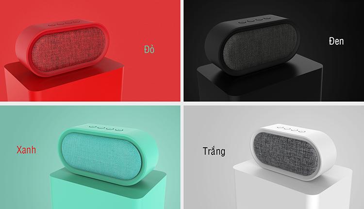 Loa Vải Thời Trang Bluetooth Remax Rb - M11 - Hàng chính hãng