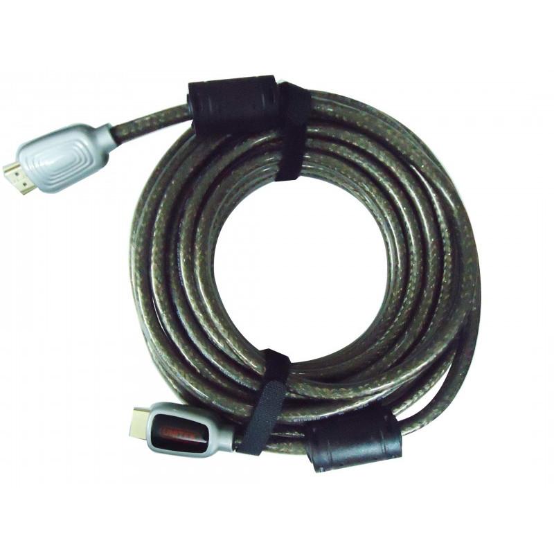 Cáp HDMI 1.4 (10m) Unitek  (Y-C 116A) - Hàng chính hãng
