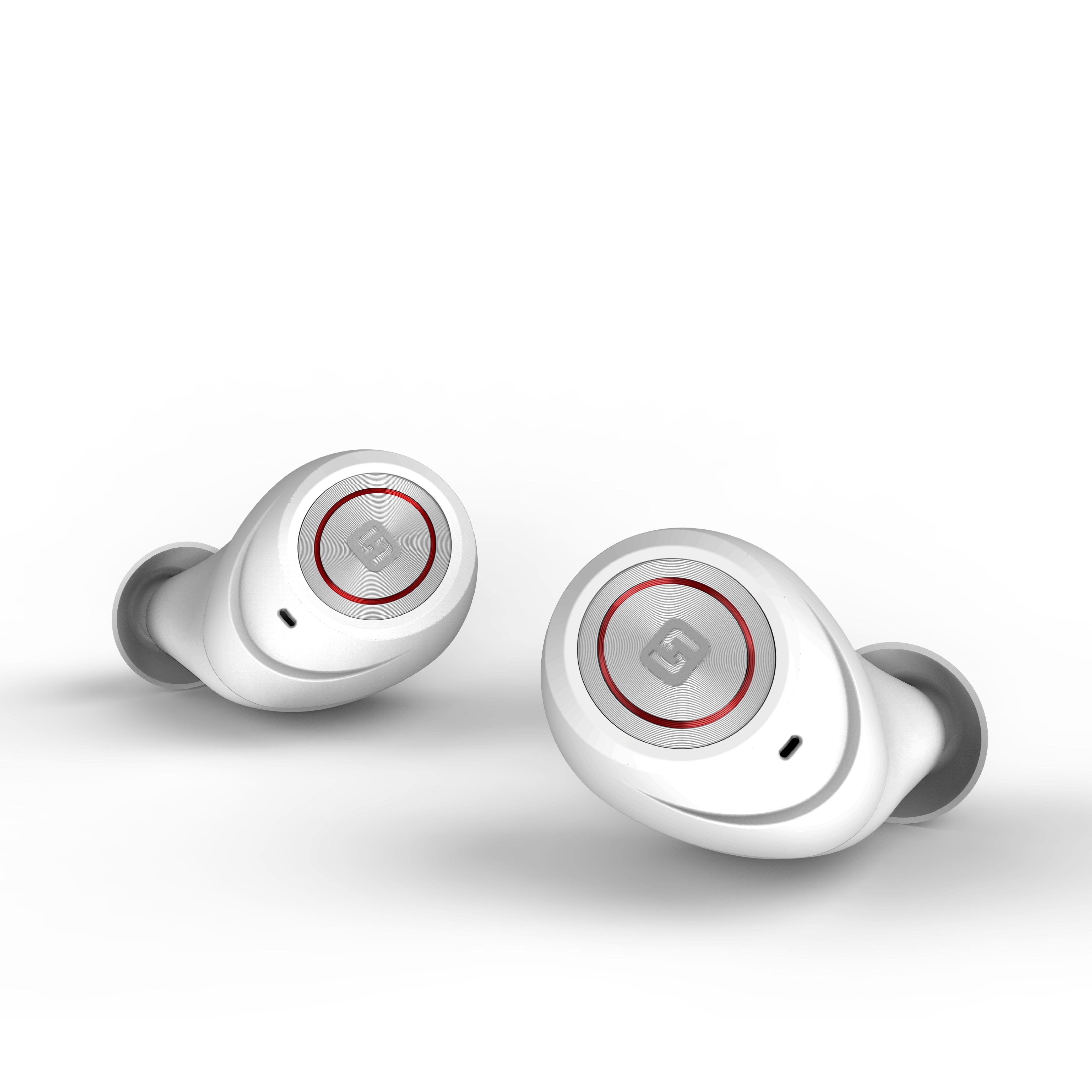 Tai nghe Bluetooth 5.0 - Tai nghe TWS - TidyBuds Pro -  HiFuture - Best Sound - Stereo call&music/Touch controls/Up to 108hr/Auto connect (Hàng chính hãng)