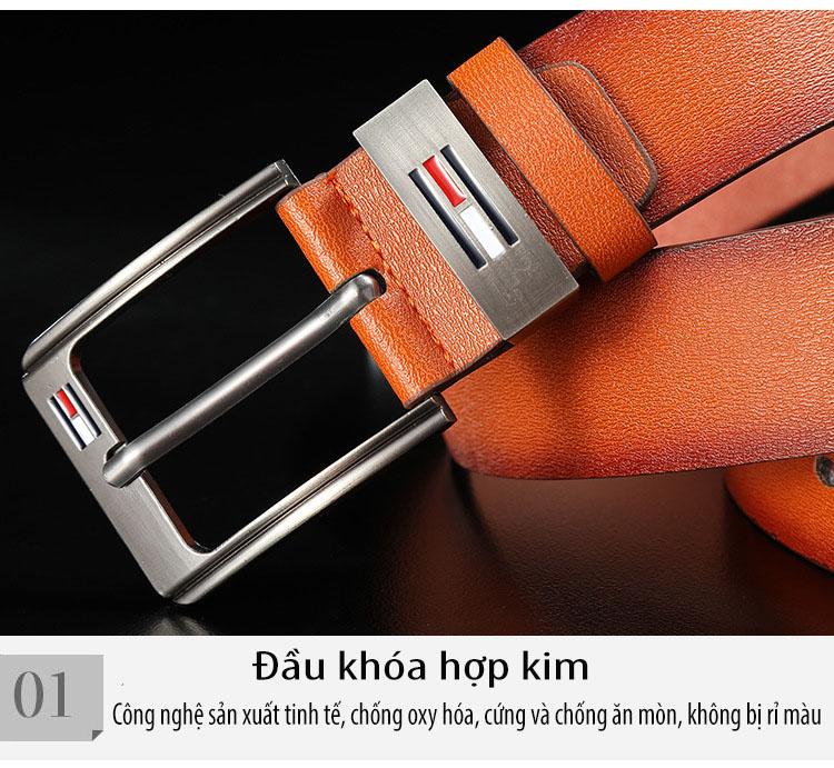 Thắt lưng/ dây nịt nam phong cách mới mã TL.589921679