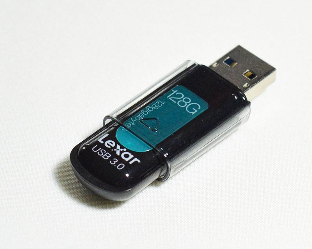 Ổ cứng di động Lexar S57 JumpDrive 64GB - USB 3.0 - Hàng Chính Hãng
