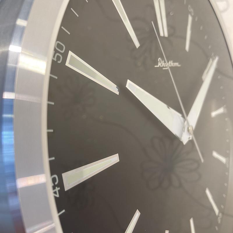 Đồng hồ treo tường hiệu RHYTHM - JAPAN CMG540NR02 (Kích thước 30.3 x 4.2cm)