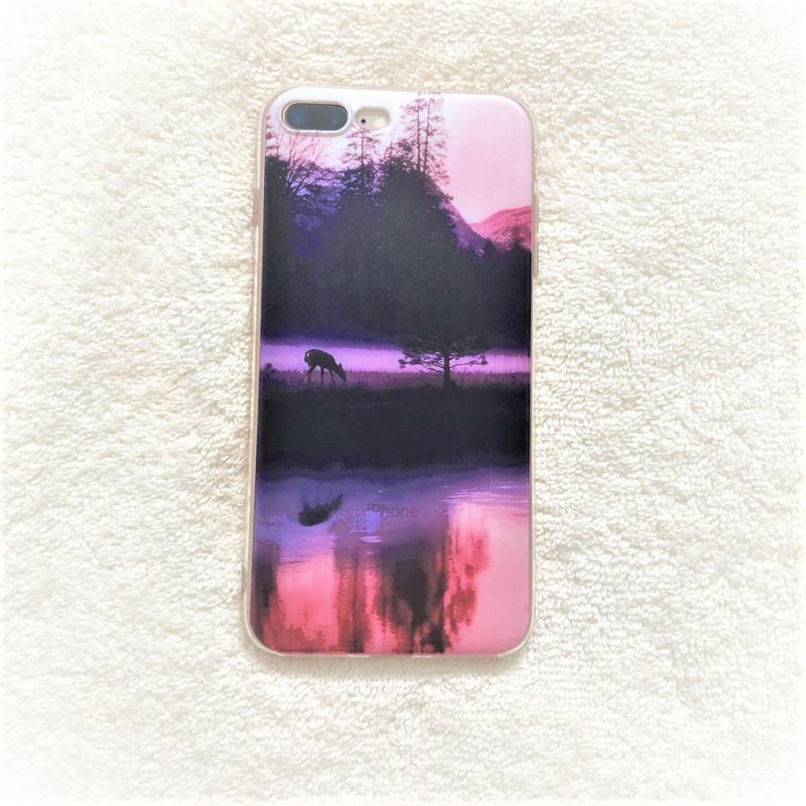 Ốp lưng dẻo Iphone 7 Plus  8 Plus K232