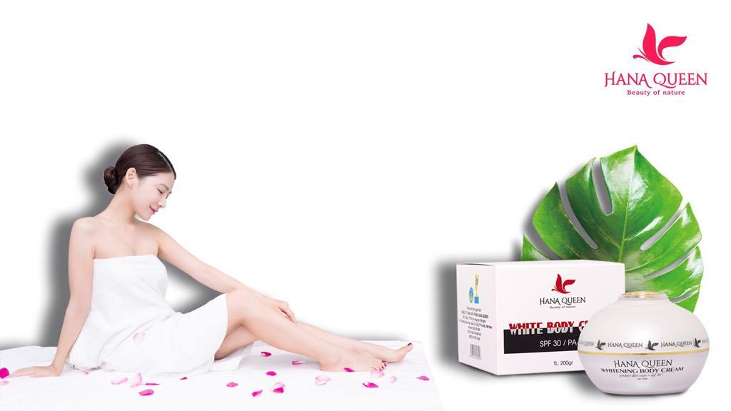 Combo 2 Hộp Kem Dưỡng Trắng Da Toàn Thân - White Body Cream