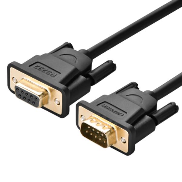 Cáp Chuyển Đổi Ugreen 20148 USB 2.0 Sang RS232 (5m) - Hàng Chính Hãng