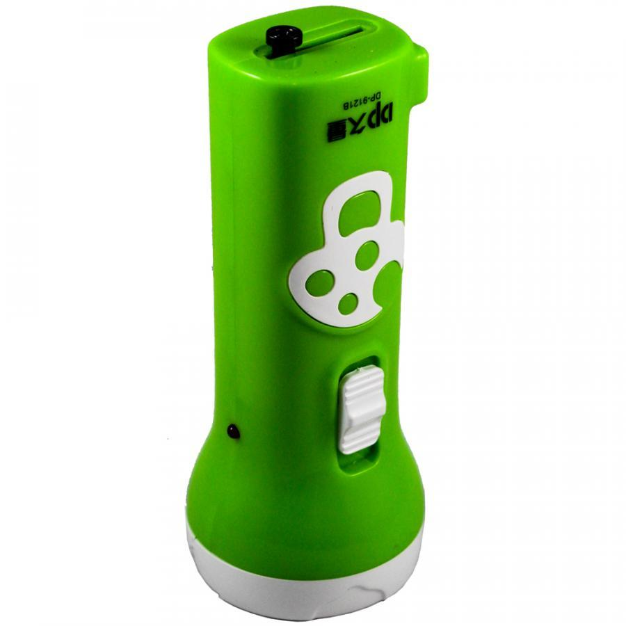Đèn Pin Led sạc điện DP-9121 (màu ngẫu nhiên)