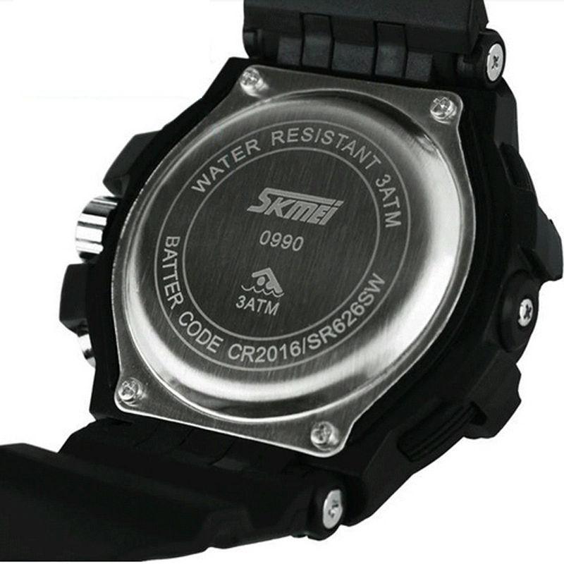 Đồng hồ thể thao điện tử nữ skmei 0990 cao cấp