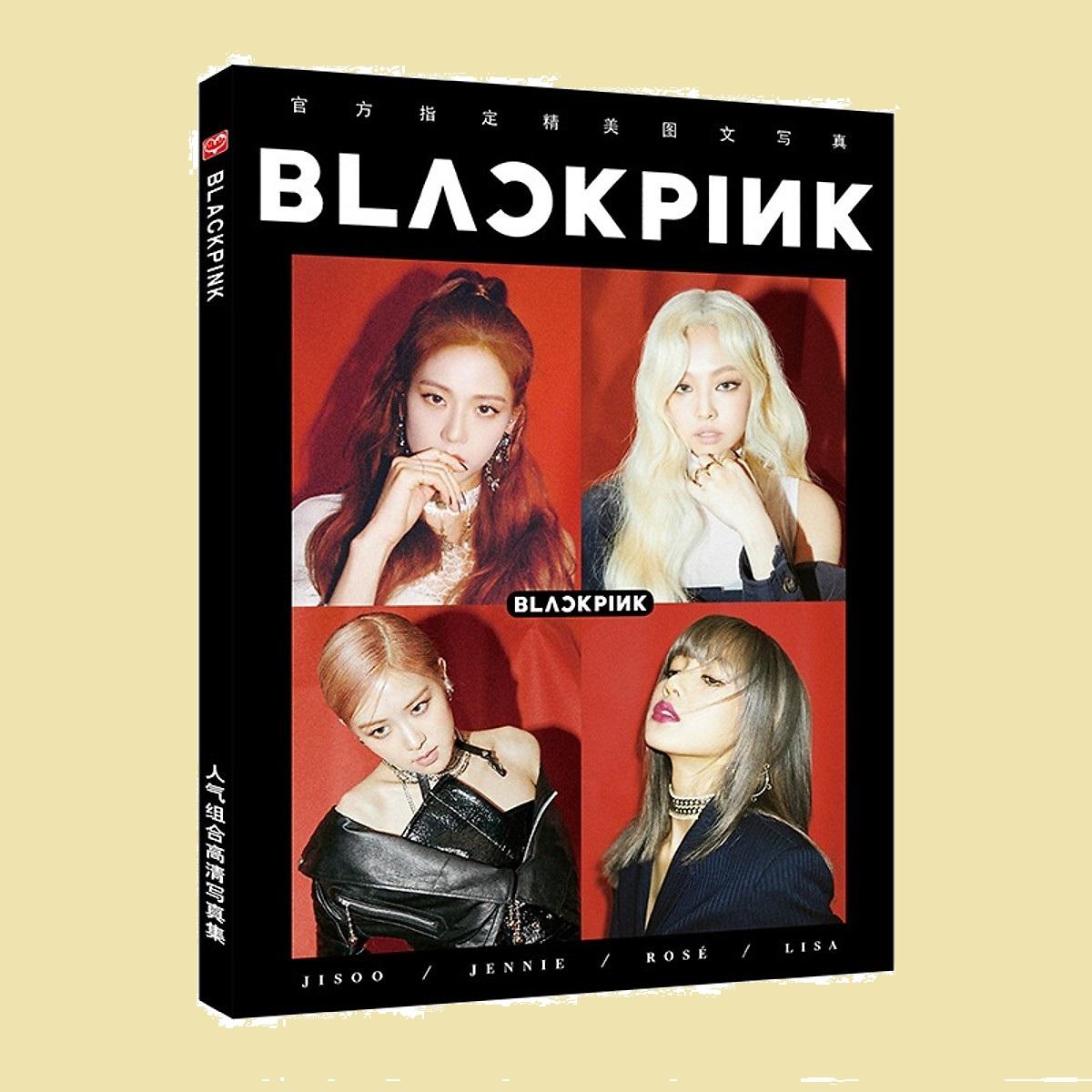 Photobook BlackPink cập nhật mẫu  mới nhất