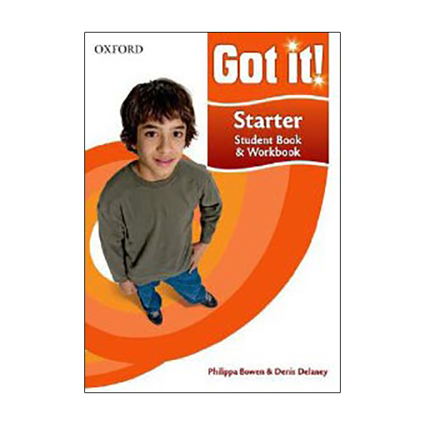 Got it! Starter Student Book/Workbook with CD-ROM