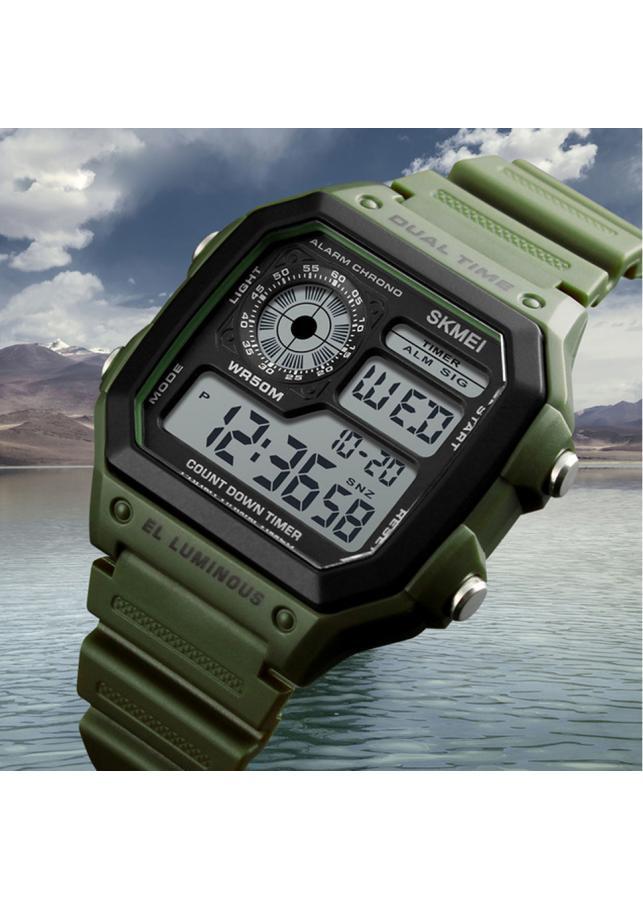 Đồng hồ thể thao nam Skmei 1299 chống nước siêu bền