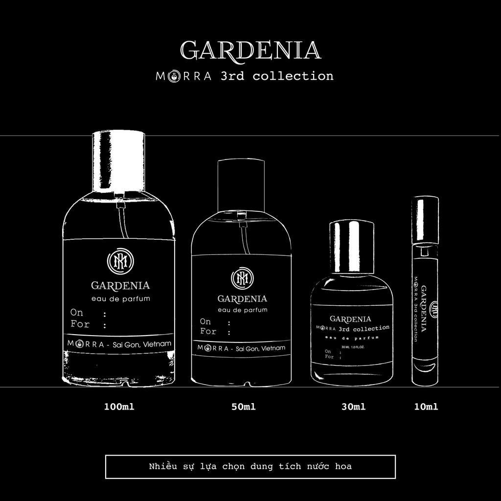 Nước hoa Morra Gardenia - 10ml